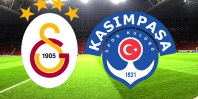 Galatasaray - Kasımpaşa Maçı'nın Saati Değişti