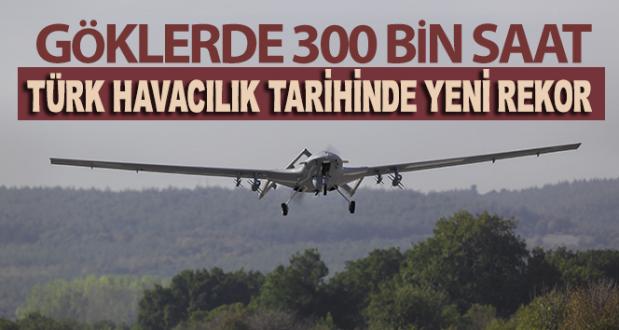 Türk Havacılık Tarihinde Yeni Rekor