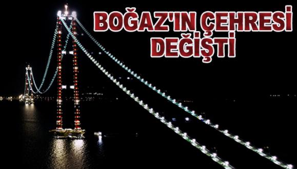 Boğaz'ın Çehresi Değişti