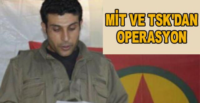 PKK'nın Sözde Gümrük Koordinasyonu Sorumlusu Etkisiz Hale Getirildi