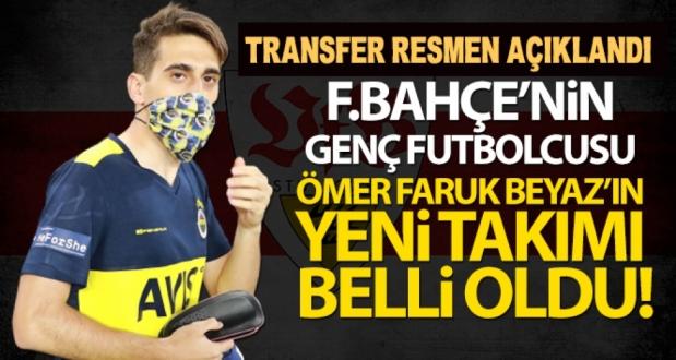 Ömer Faruk Beyaz VfB Stuttgart'a Transfer Oldu