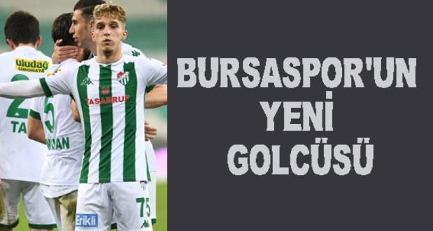 Bursaspor'un Yeni Golcüsü Eren Güler
