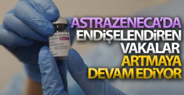 Avustralya'da, AstraZeneca Covid-19 Aşısı Uygulanan 5 Kişide Daha Kan Pıhtılaşması Tespit Edildi