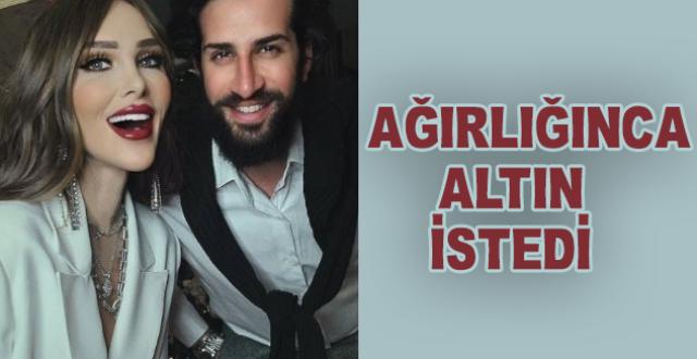 Seren Serengil'den Mustafa Tohma'ya Evlilik Şartı!