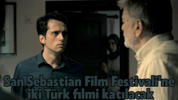 San Sebastian Film Festivali'ne iki Türk filmi katılacak