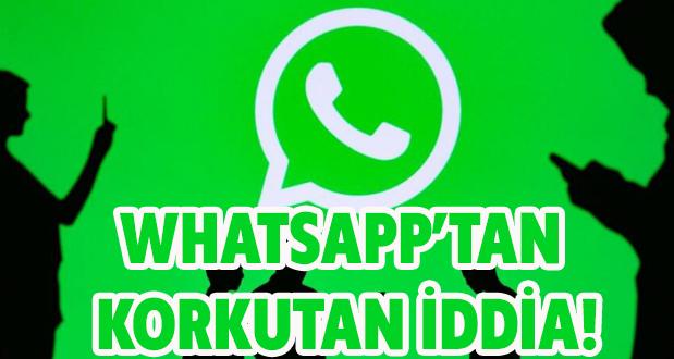 WhatsApp uçtan uca şifrelemeyle ilgili korkutan iddia!